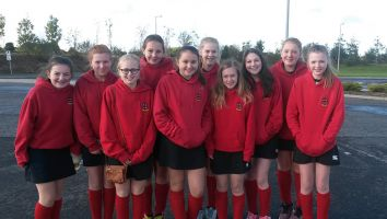 U6 Leavers on Hockey Tour