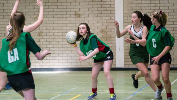 Netball v Dominican College