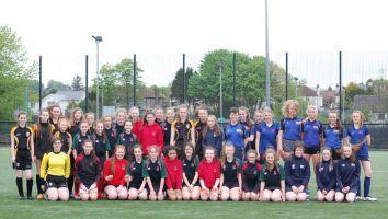 Ballymena Girl's 7-aside League