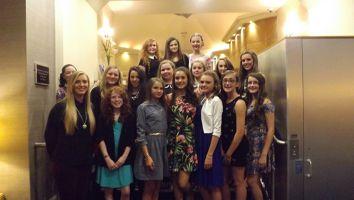 Sports Awards Dinner 2015
