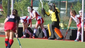 Claire Donald Ulster U18 Hockey