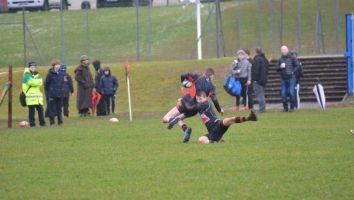 Rugby v Enniskillen