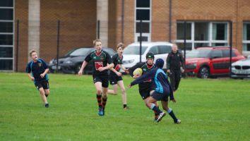 Rugby v Antrim Grammar