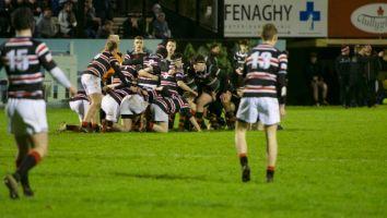 Rugby v Banbridge