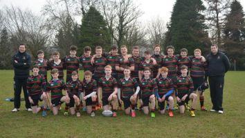 Rugby v Foyle
