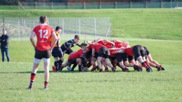 Rugby 1st XV v Regent