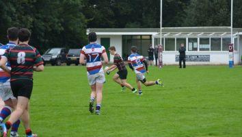 Rugby v Dalriada