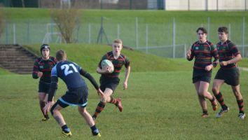 Rugby v Belfast Met