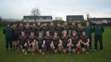 Rugby v Carrickfergus