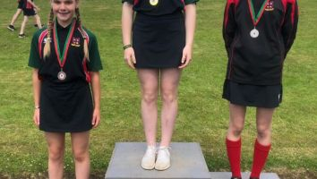 Sports Day Medal Winners