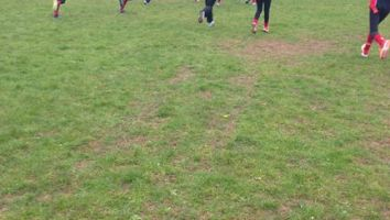 Year 8 Girls Rugby